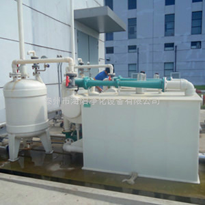 水喷射泵真空机组使用现场